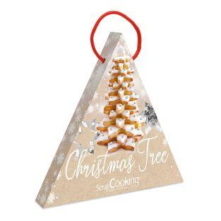 Box il mio Albero di Natale in biscotto