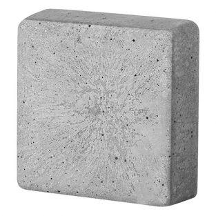 Moule carré pour béton créatif 8,5 x 8,5 cm