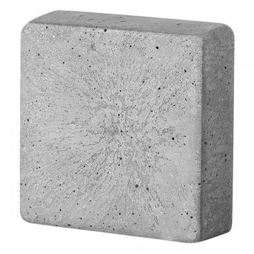 Square mold for creative concrete - 8,5x5,5cm