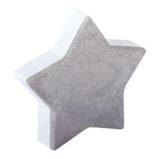 Star mold  for creative concrete - 6cm