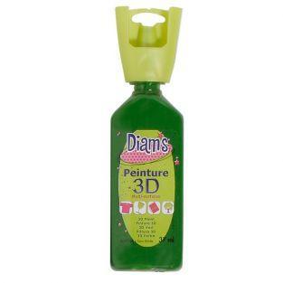 Peinture Diams 3D - Brillant vert sapin
