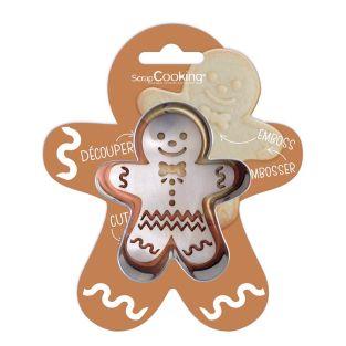 Kit pour biscuit Bonhomme en pain...