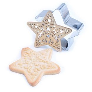 Kit pour biscuit étoile