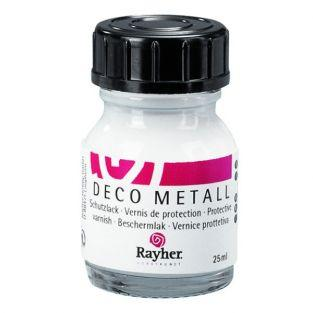 Vernis de protection - Deco Metal