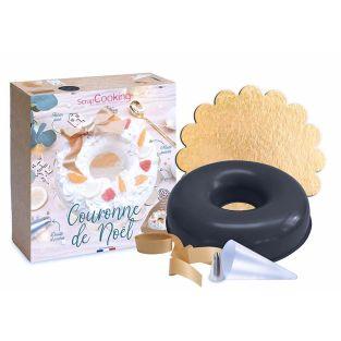 Kit de Troncos de Navidad - Corona