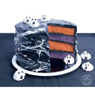 Horror-Kuchen (Halloween-Kuchen)