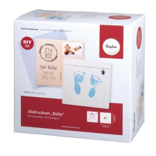 Kit DIY - Faire-parts de naissance en...