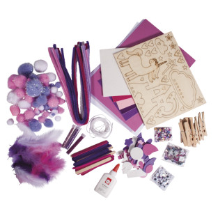 Craft box and creative workshops -...