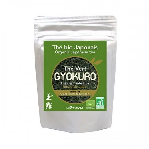 Thé vert Gyokuro 50 g