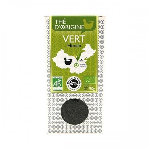 Wuyuan green tea Hunan