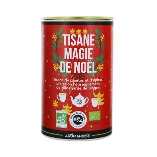 Tisane bio Magie de Noël