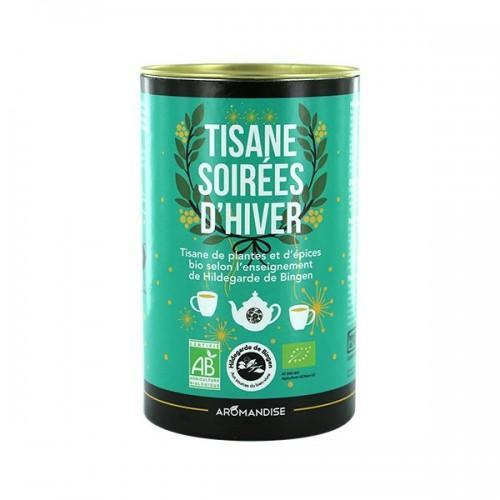 Tisane bio Soirées d'Hiver