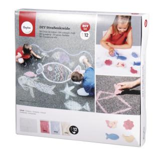 DIY box to make colorful and original...
