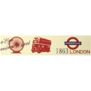 Washi Tape London Big Ben