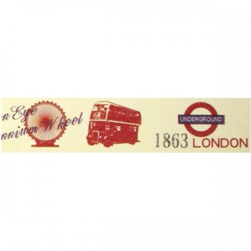 Masking Tape London Big Ben