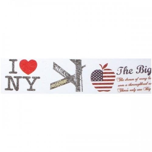 Washi Tape New York
