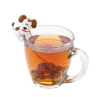 Boule à thé chien