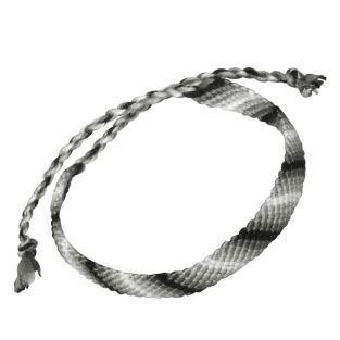 Cotton yarn for friendship bracelet - grey