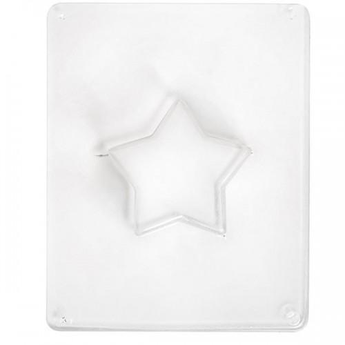 Moule étoile pour béton créatif 6 cm