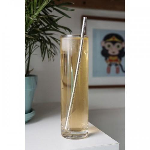 Silver straws x 144