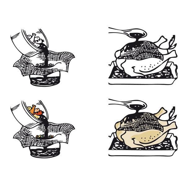 Mousseline fromage ustensiles de cuisine originaux - Ustensiles de cuisine originaux ...