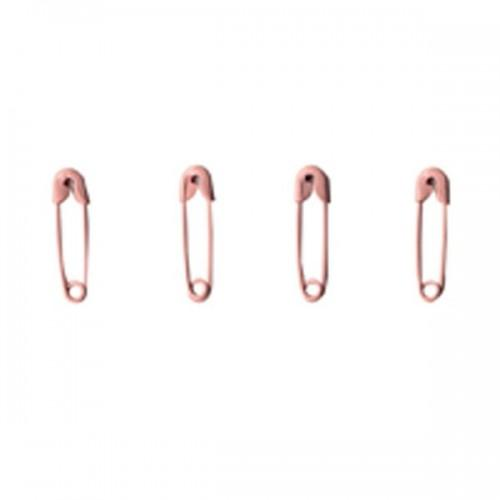 Epingles à nourrice rose