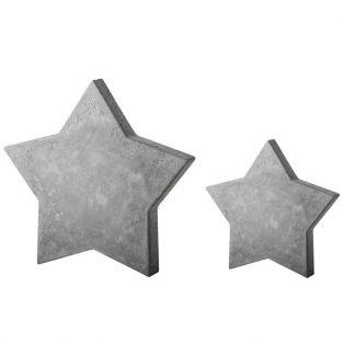 Star mold  for creative concrete - 11cm