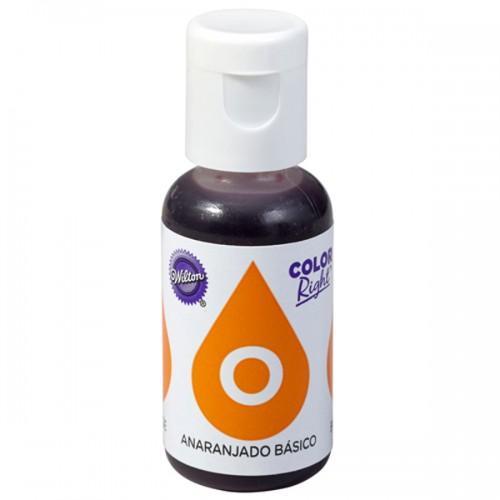 Colorante alimentario 19 ml - naranja