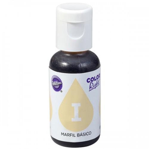 Food coloring 19 ml - beige
