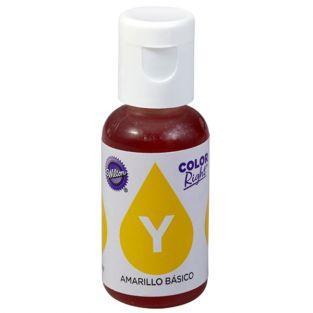 Lebensmittelfarbe 19 ml - gelb