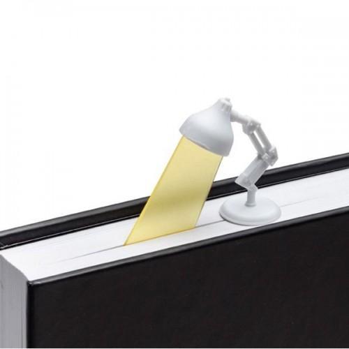 Bookmark white lamp