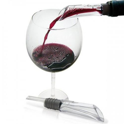 Bouchon aérateur de vin