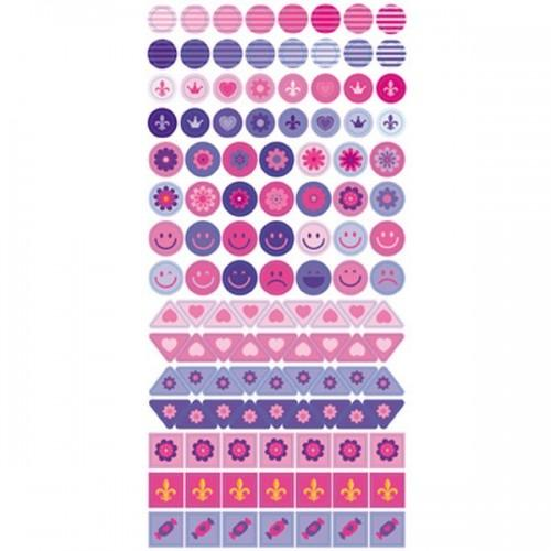 Mini Stickers Princesse