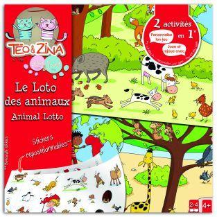 Lotería de los animales - Juego de mesa