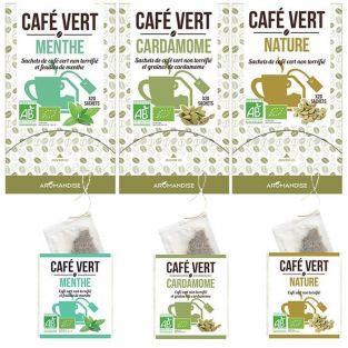 Kit Grün Kaffee