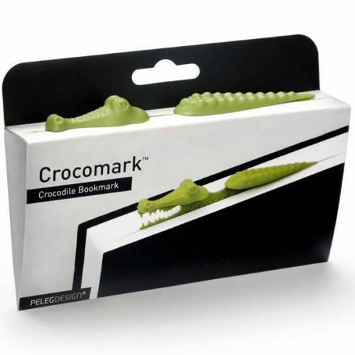 Crocodile Bookmark - Crocomark