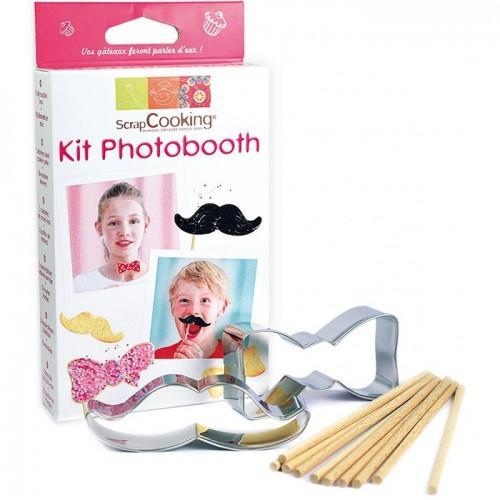 Kit - Cabina de fotos comestibles - photobooth