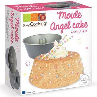 Molde Angel Cake - antiadherente