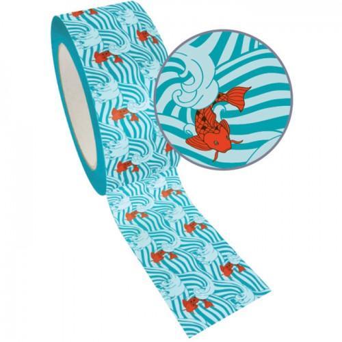Masking Tape XL bleu 4,8 cm x 8 m - Carpe