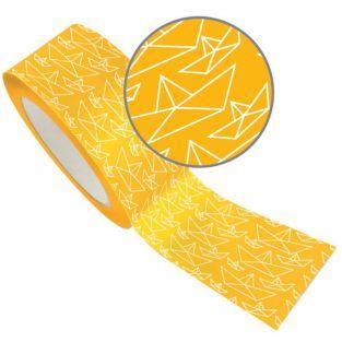 Masking Tape XL jaune 4,8 cm x 8 m -...