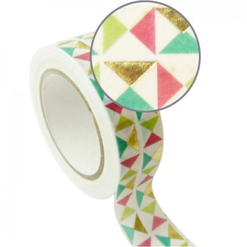 Golden Masking Tape 1.5 cm x 10 m - Origami