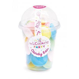 Schachtel mit Süßigkeiten -...
