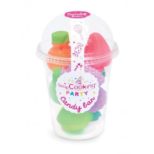 Boîte de Bonbons fruits acides x 7