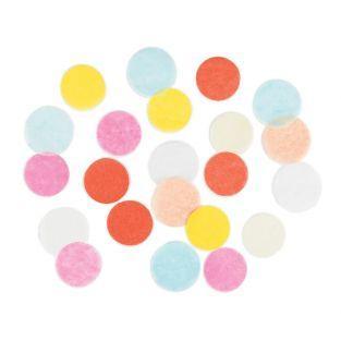 Confettis 20 g - multicolore