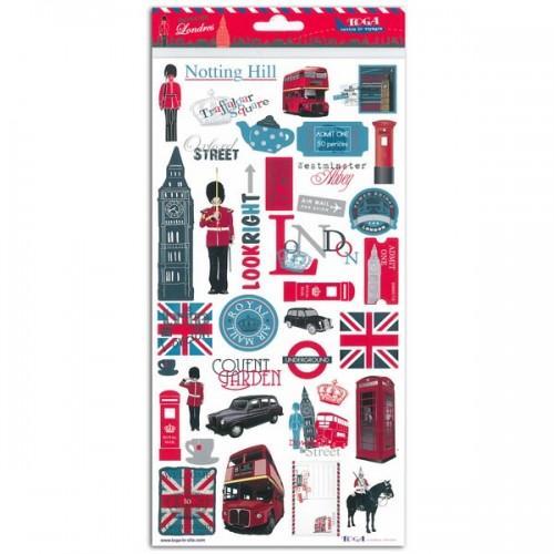 Stickers Londres