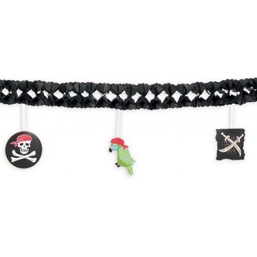 Pirate garland