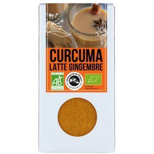 Latte curcuma e zenzero - 60 g