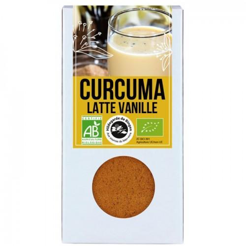 Latte au Curcuma & Vanille - 60 g