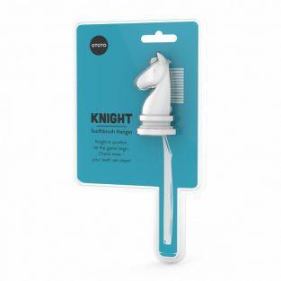 Porte brosse à dents - Cheval blanc