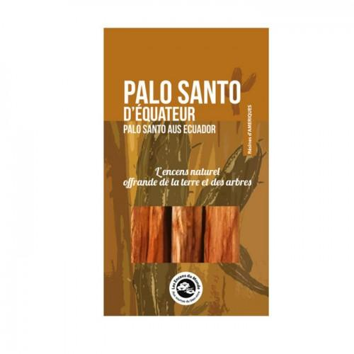 Wood powder sticks from Ecuador - Palo Santo